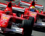 Ferrari is a popular car in formula 1 racing