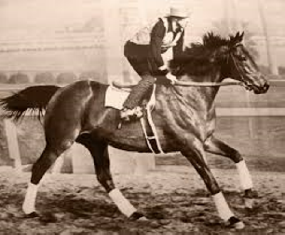Seabiscuit - the Inspiration of a nation